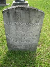 "Mary Margaret ""Polly"" Patterson Jackson (1801-1876) - Find A Grave Memorial"
