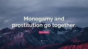 kate millett e monogamy and