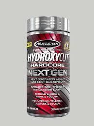 muscletech hydroxycut next gen