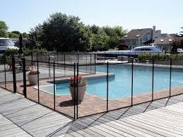 Guardian Pool Fence Sunrise Custom Fence