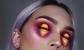 stunning eye makeup art transforms eyes