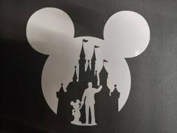 Disney Car Decals Jacketmen