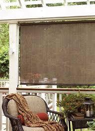 outdoor shades for patio exterior sun