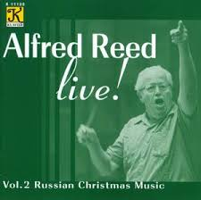 REED: Alfred Reed Live!, Vol. 2 - Russian Christmas Music - Klavier:  KCD-11108 - download | Presto Classical