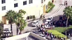 Terremoto nei Caraibi, residenti e lavoratori evacuati dai palazzi ...