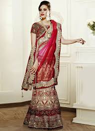 indian wedding sarees and lehengas