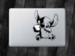 Stitch Sticker Lilo Stitch Decal Apple Macbook Ipad Laptop Car Window Ebay