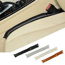 new car seat crevice gap congestion