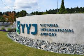 Victoria International Airport still ...