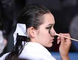 london fashion week ss 2016 makeup