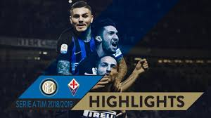 INTER 2-1 FIORENTINA | HIGHLIGHTS | Matchday 06 - Serie A TIM 2018/19 -  YouTube
