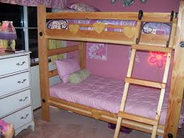 Forrest Hart A Rustic Set Of Twin Over Twin Bunk Beds For The Kids