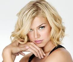 Short Hairstyles for Curly Tousled | Long face hairstyles, Oval face  hairstyles, Square face hairstyles