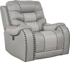Living Room Reclining Chairs Rocker Power Recliners