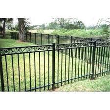 iron garden fence sminkanje me