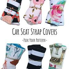 infant car seat strap covers stroller