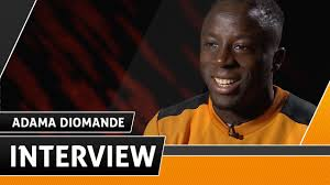 Interview   Adama Diomande on his Premier League Debut & the Start to the  2016/17 Season - YouTube