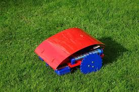 this 3d printed robo mower costs under