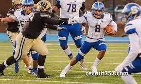 Oscar Smith WR/DB Cam Kelly adds more BIG offers - Ultimate Recruit