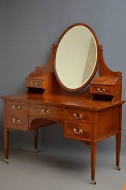 fine edwardian mahogany dressing table