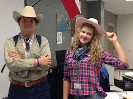 Dressing Up For School Spirit | Eagle Nation News