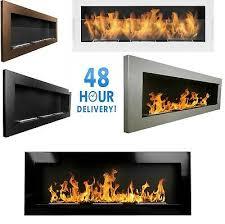 bio ethanol fireplace biofire fire b2c