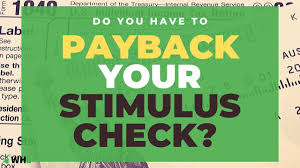 IRS Requires to Payback Your Stimulus ...