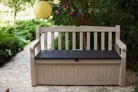 9 best outdoor storage bench reviews 2020