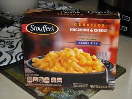 clics macaroni cheese frozen meal