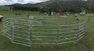 1 8 X 2 1mheavy Duty Cow Panel Livestock Fence Panels 6 Oval 2mm Thick M For Sale Cattle Yard Fence Panels Manufacturer From China 109090630