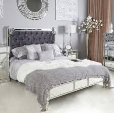 mirrored bed bed frame design for you