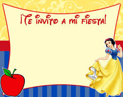 Creaciones Friducha Blanca Nieves Fiestas De Blancanives