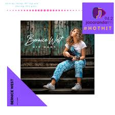 """Jacaranda FM on Twitter: """"Our very last #JacaHotHit this week is from Bernice  West! Is #DieHart the one? Vote by liking and sharing this post to let  @Danny Painter know what you"""