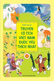 Sách Truyện Cổ Tích Việt Nam Được Yêu Thích Nhất (Tái Bản 2018 ...