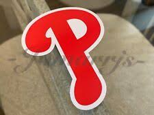 Philadelphia Phillies Mlb Decals For Sale Ebay