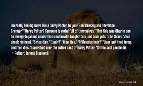 top harry potter cast funny quotes sayings