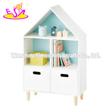 China 2020 Customize White Wooden Toy Room Shelves For Kids W08c298 Photos Pictures Made In China Com