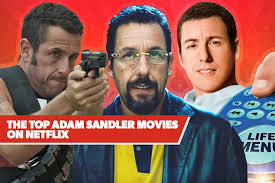 The 12 Adam Sandler Movies on Netflix with the Highest Rotten ...
