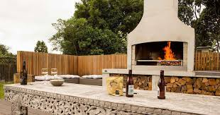 tuscany outdoor fireplace cooking