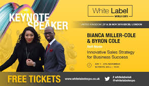 Join Byron Cole and Bianca Miller-Cole... - White Label World Expo Series |  Facebook