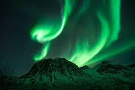 northern lights in tromso norway