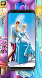 hd princess cinderella wallpapers 4k