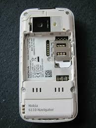 Nokia 6110 Navigator - Silver (Unlocked ...