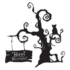 Spooky Halloween Tree Wall Quotes Decal Wallquotes Com