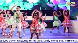 ABC Song - HKP KIDS - YouTube