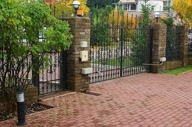 How An Arched Driveway Gate Adds Beauty To Your Property