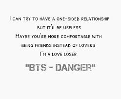 bts danger shared by kpop fans ♡ on we heart it