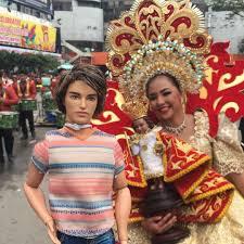 "22 Jan 2018 — Fuente Osmena Circle, Cebu City • Philippines | Althea Smith  (@altheasmith323) on IG: ""Adam with one of the Festival … | Sinulog  festival, Will smith, Fashion dolls"
