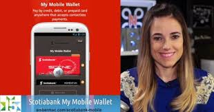 scotiabank my mobile wallet more