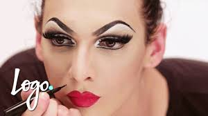 drag makeup tutorial violet chachki
